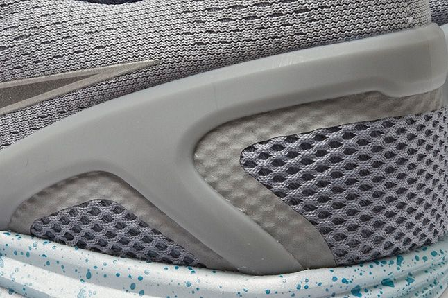Thermoplastic Clip Nike Lunarglide4 Wolf Grey 1