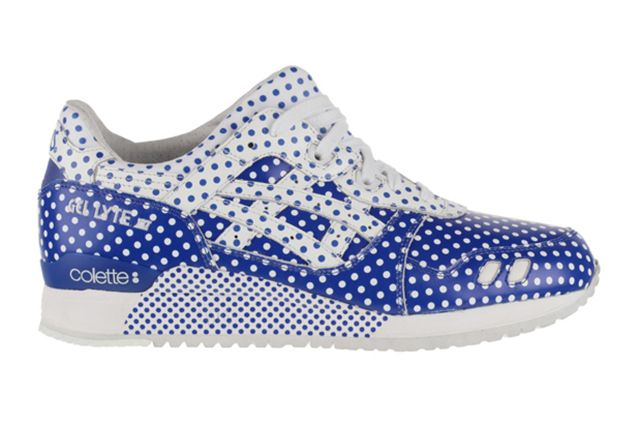 Colette Asics Collaboration Bump
