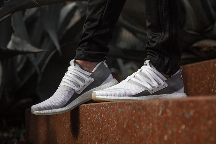 Adidas Pure Boost R White Grey