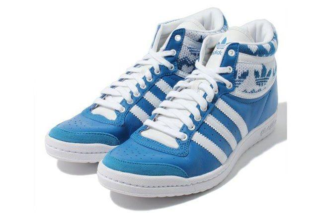 Adidas Top Ten Hi Sleek 1