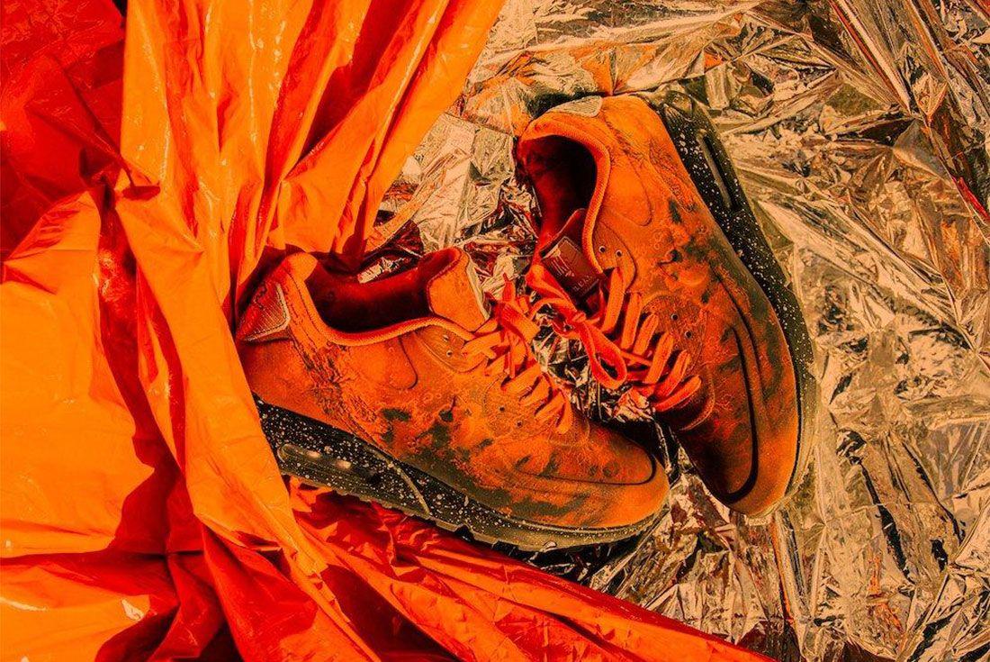 Nike Air Max 90 Mars Landing Foot Patrol Where To Buy