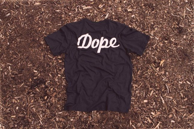 Kith X Stampd Just Dope Capsule Collection Ny Black Shirt 1