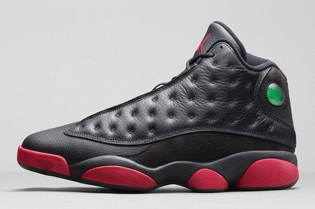 Air Jordan 13 Leather Bred