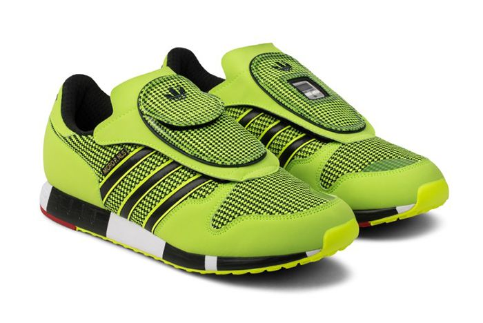 Adidas Micropacer Solar Yellow 2