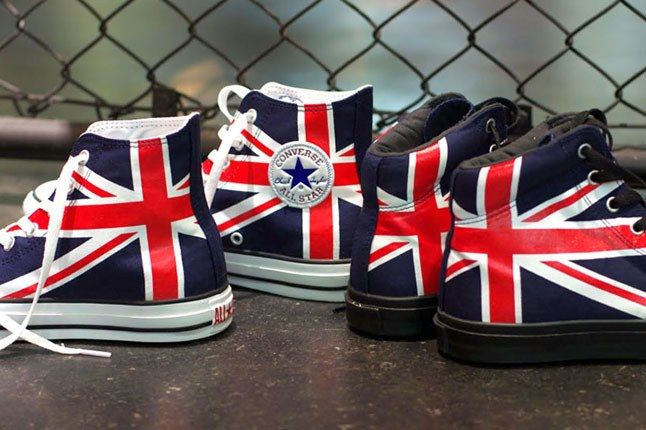 Converse Union Jack All Star 1 1