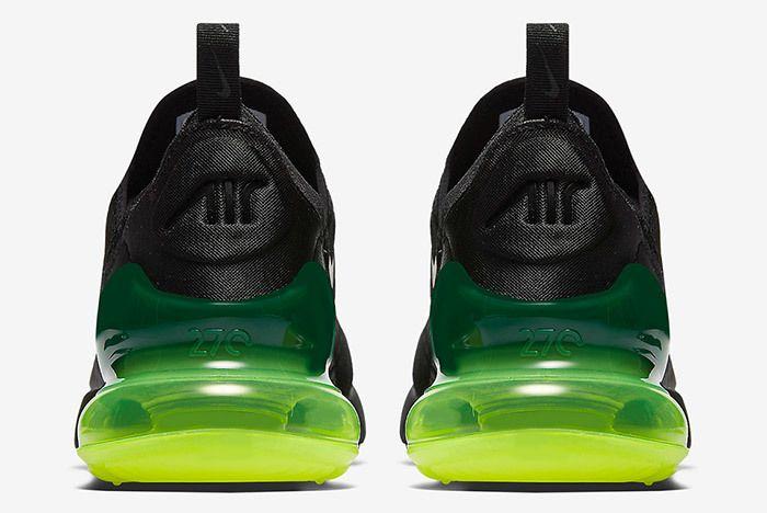 Nike Air Max 270 Black Neon 6