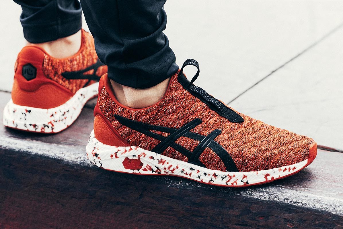 Asics Hypergel Kenzen Release Date 02 Sneaker Freaker
