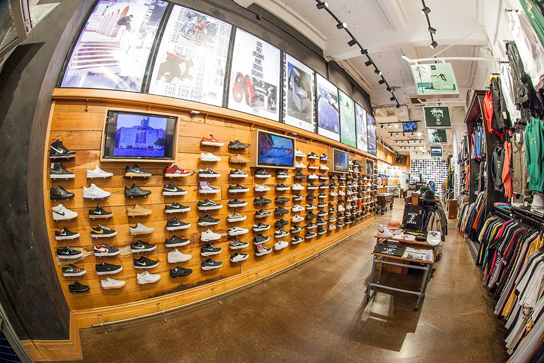 Fast Times Melbourne Store Guide