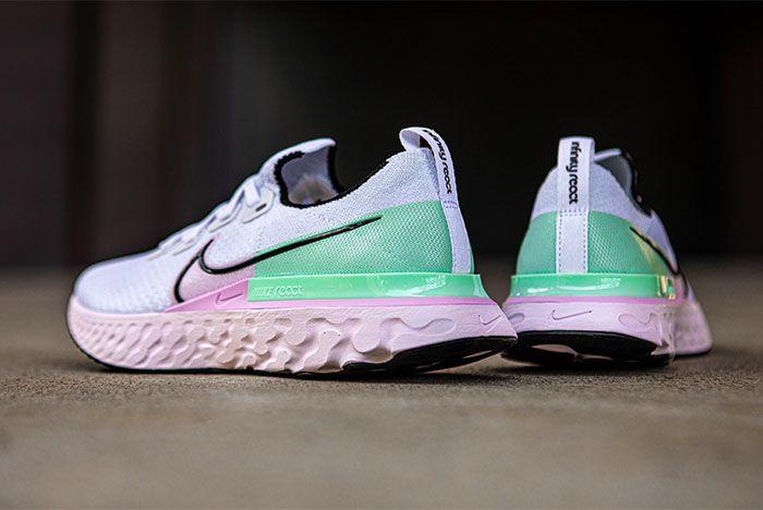 Nike React Infinity Run Lilac Cd4372 100 Sneaker Freaker Hero 7