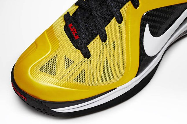 Nike Lebron 9 Ps Elite Varsity Maize Black White Official 05 1