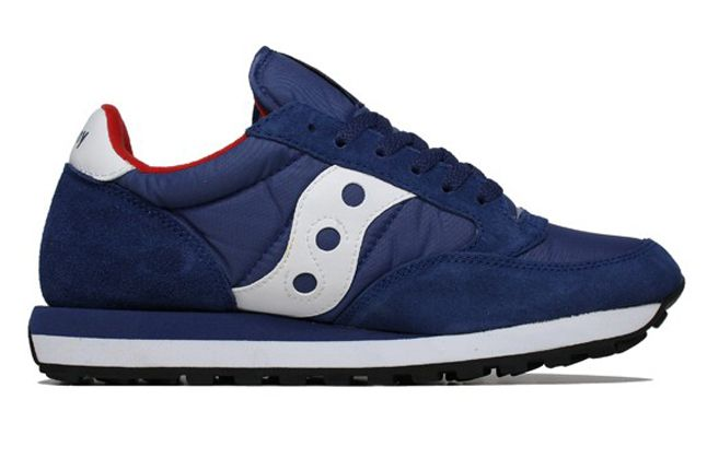 Saucony Jazz Original Blue Profile 1