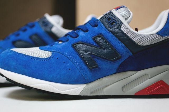 New Balance 572 Blue 11