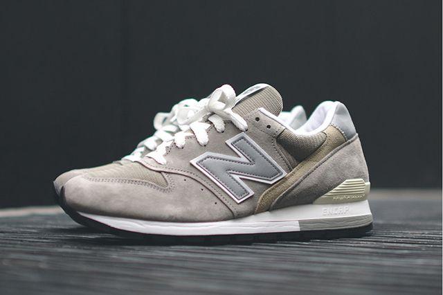 New Balance 996 Grey 4