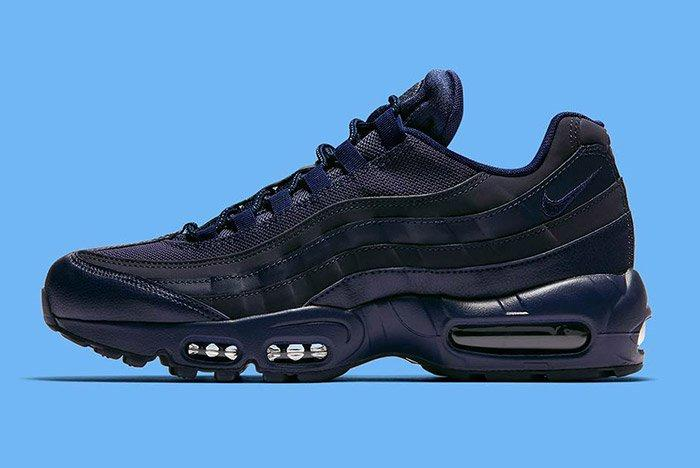 Nike Air Max 95 Essential Midnight Navy 1