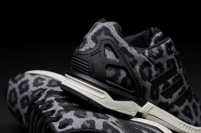 Adidas Zx Flux – Sns Exclusive Pattern Pack