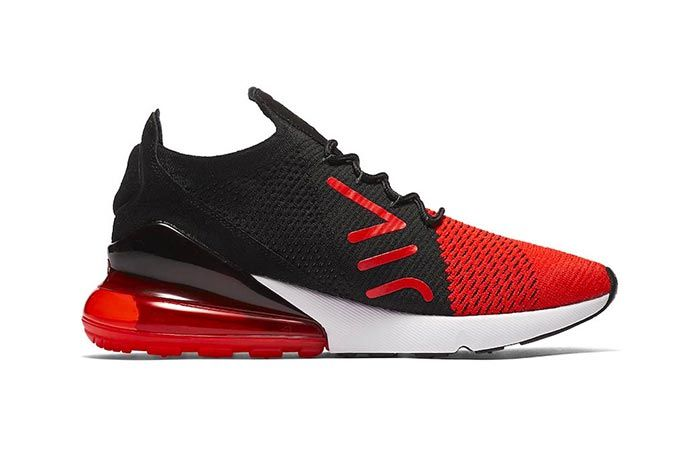 Nike Air Max 270 Flyknit Bred 2