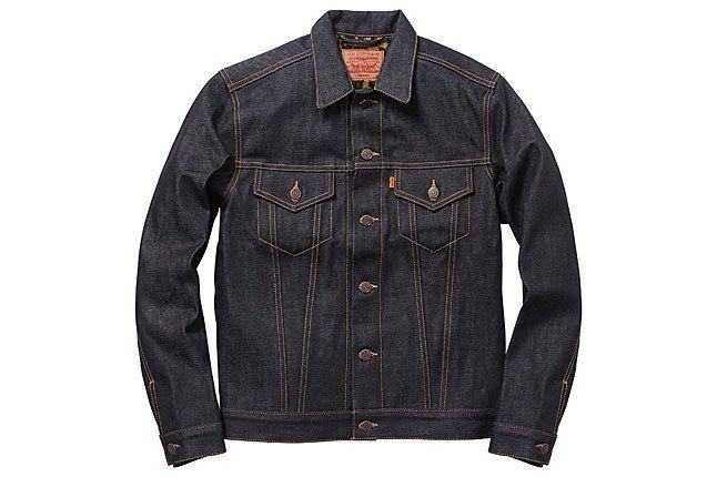 Levi Supreme Blue Denim Jacket 1