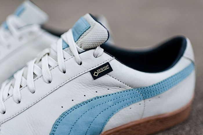Puma Basket Gpx Gore Tex White Blue Gum 4