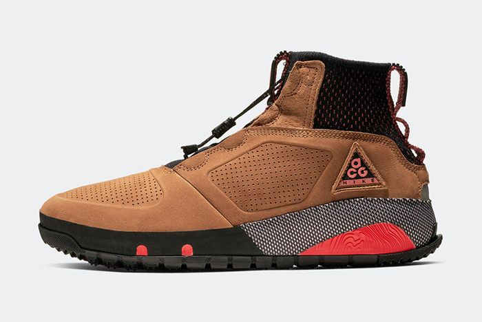 Nike Acg Ruckel Ridge Brown 2
