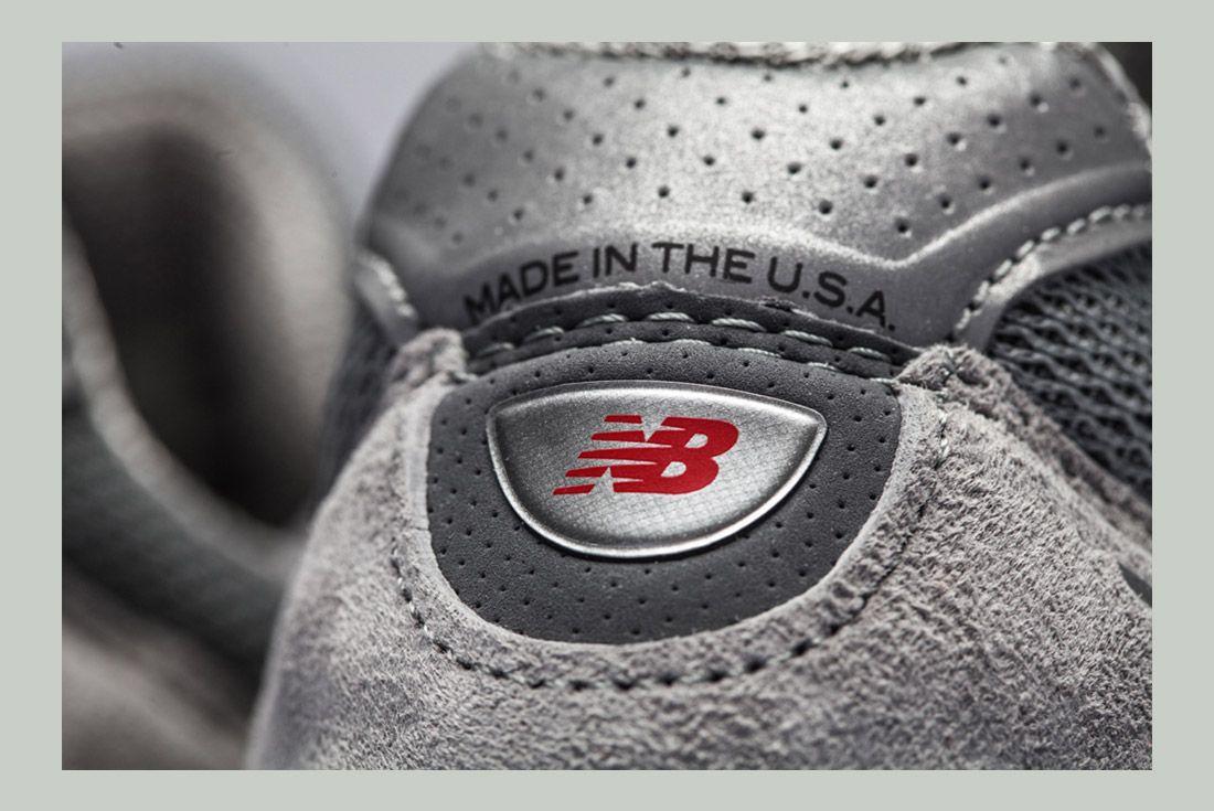 New Balance 990 V4 Detail 4