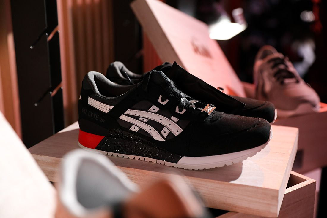 Asics X Asahi Gel Lyte Event Launch 9