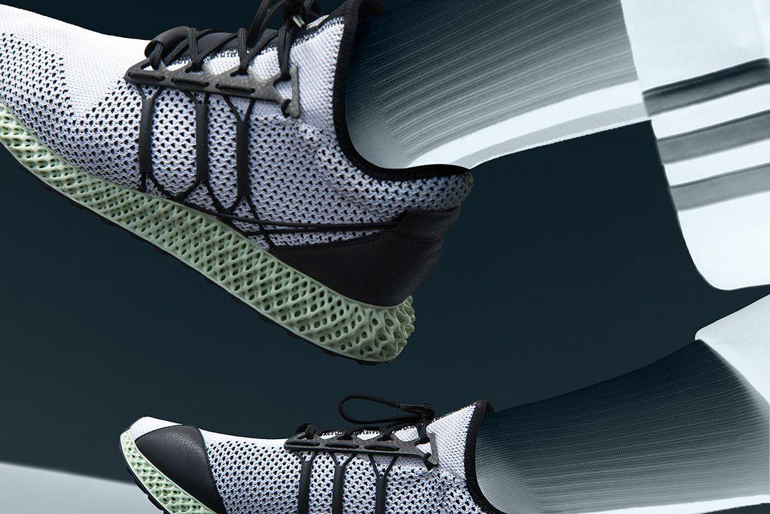 Adidas Y 3 Runner 4 D 5