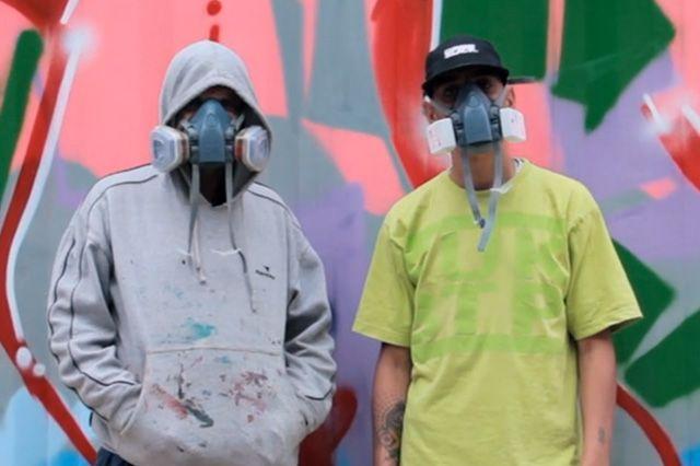 Boxpark Live Graffiti Zombie Dyet Dds 6