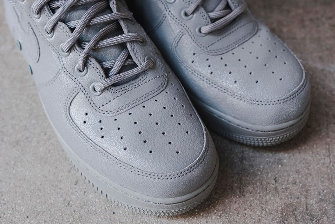 Nike Sf Air Force 1 Grey 13