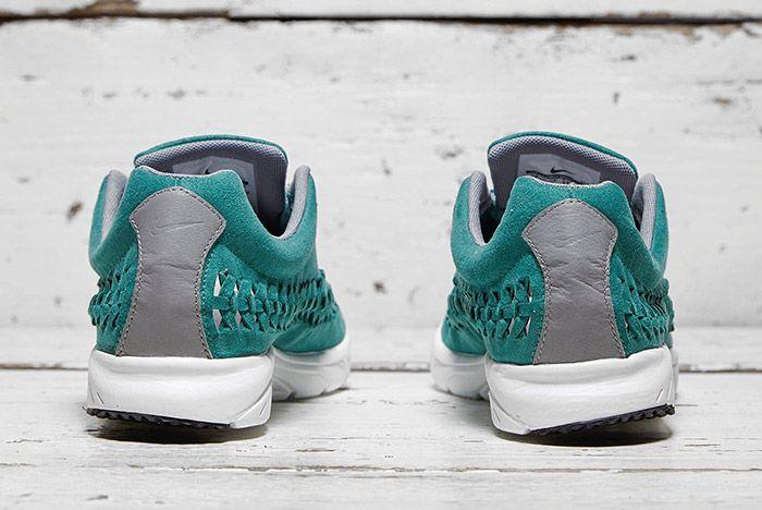 Nike Mayfly Woven Teal 4