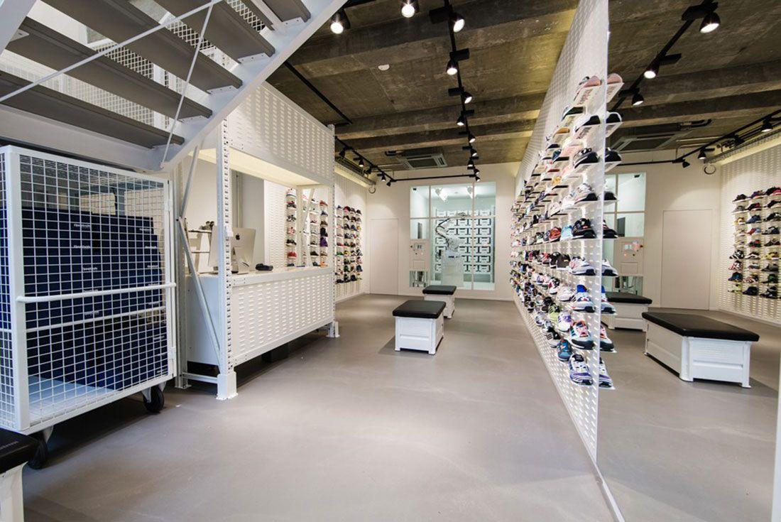 Solebox Opens New Store In Berlin 02 Main Room