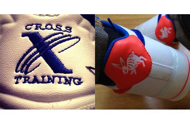 Cross Training Rabbit Logos 1