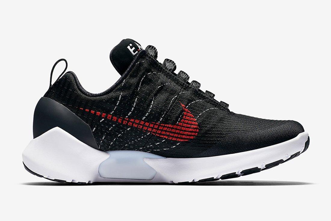 Nike Hyperadapt 1 0 Blackuniversity Red 6