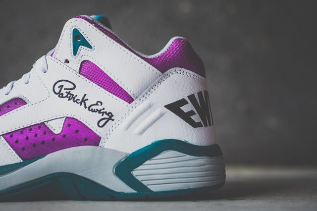 Ewing Athletics Wrap Charlotte Hornets Bump 3