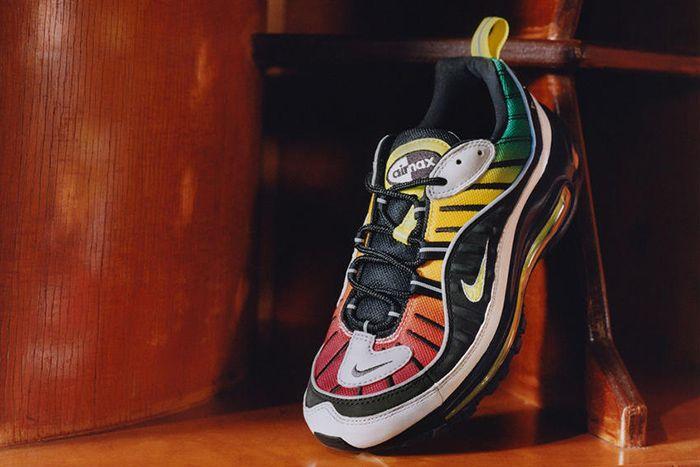 Olivia Kim Nike Air Max 98 Release Date Hero