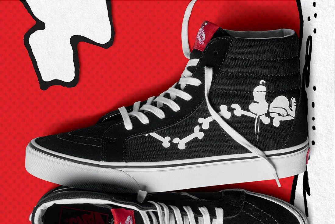 Vans Peanuts Collaborative Collection 8
