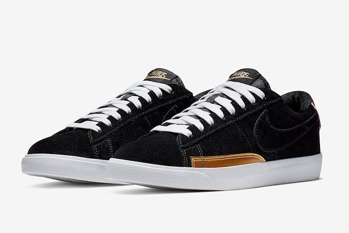 Nike Blazer Low Chinese New Year Bv6651 011 Release Date 4