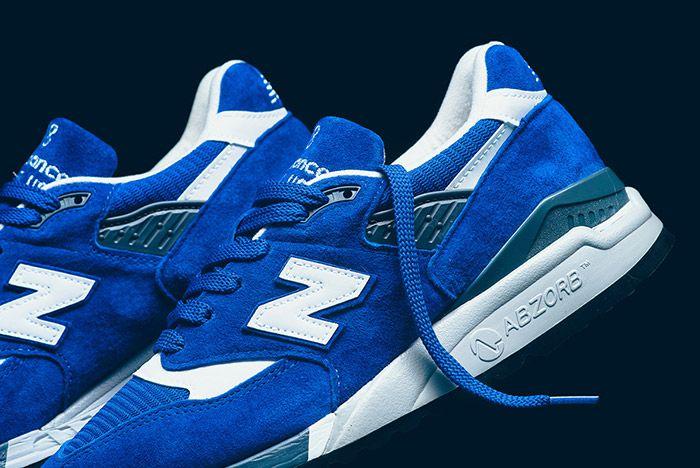 New Balance 998 Made In Usa Royal Blue 4