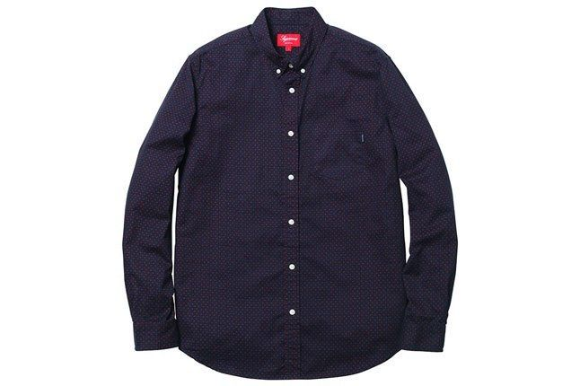 Polka Dot Supreme Shirt 1