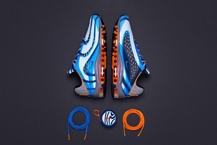 Nike Air Max Deluxe Reverse Friends And Family 01 Sneaker Freaker