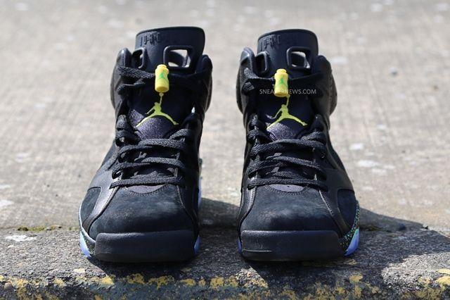 Air Jordan 6 Speckle 5