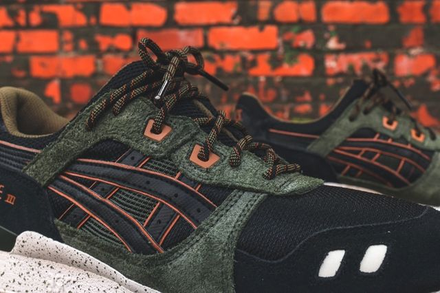 Asics Gl3 Winter Trail Bump 2