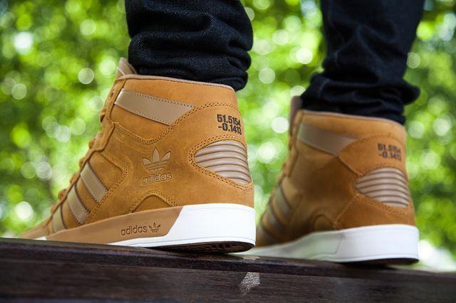 Adidas Hardcourt Waxy Tan 1