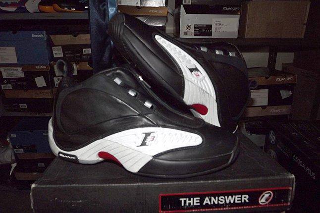 Dustin Bowers Reebok Iverson Collection 11 1