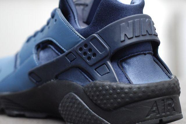 Nike Air Huarache Slate Blue 2