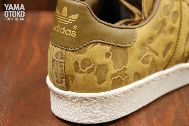 Adidas Superstar 80 S Camo Pack 5