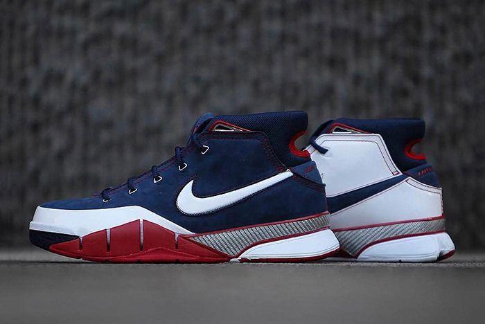 Nike Kobe Protro 1 Usa 3