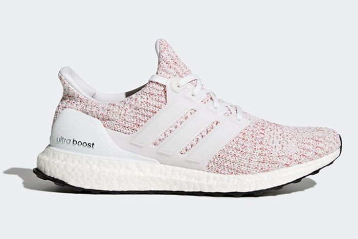 Adidas Ultraboost 4 Candy Cane 1