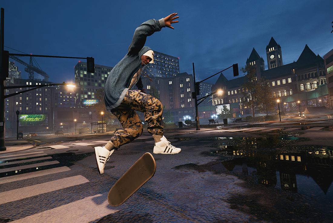 adidas tony hawks pro skater screens