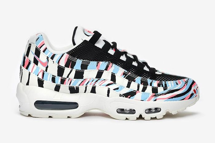 Nike Air Max 95 Ctry Korea Cw2359 100 Release Date On White 3