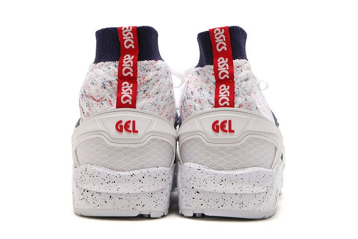 Asics Gel Kayano Trainer Knit Mt White Speckle 2